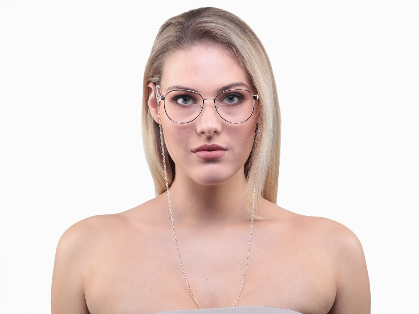 Rose Gold Glasses Chain - In This Moment