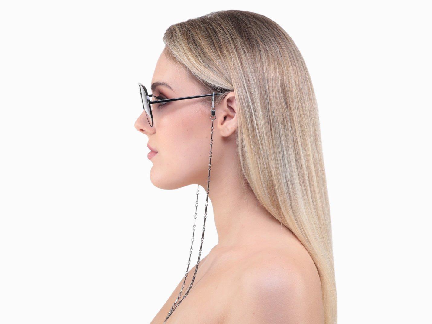 Black Glasses Chain - Nightwish